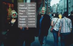 人脸辨识下一步? 情绪识别技术已出现