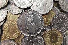 数字货币交易所Kraken增加对瑞士法郎
