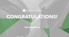 全球最大的区块链应用比赛Klaytn Horizon的获奖者公