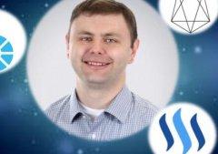 EOS的创始人Daniel Larimer (BM)