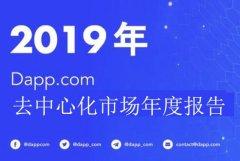 数据网站Dapp.com:2019年去中心化市场报告(完整版)