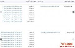 PlusToken骗局的账户地址转移了1.23亿美