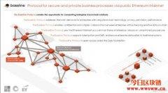 微软、安永和ConsenSys基于以太坊为企业构建新协议