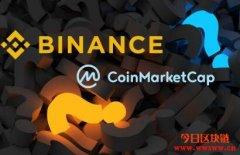 加密社区指责币安通过收购CoinMarketCap操纵市场的平衡