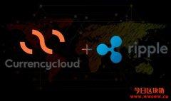 CurrencyCloud与Ripple联合处理跨境交易