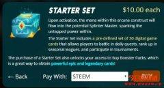 SteemMonsters:超低门槛的区块链怪物卡牌游戏