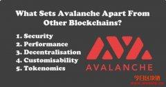 和其他生态相比,Avalanche为什么能够脱颖而出?
