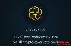 UNUS SED LEO (LEO) 是什么?LEO币目前的流通量有多少?
