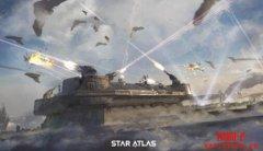 数字货币交易所FTX新一轮代币预售(IEO)-Star Atlas