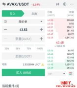 <b>如何将AVAX代币转移到雪崩链上?</b>